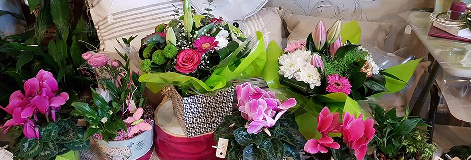 Ô Fleurs chics d'Antan, votre fleuriste à Saint-André-de-Cubzac