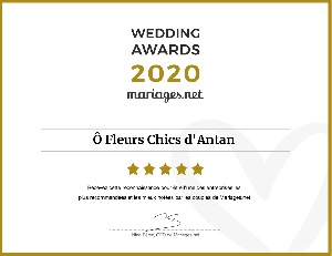 weddind awards 2020