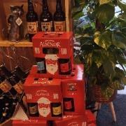 illustration : Bière artisanale Aliénor