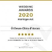 illustration : wedding awards 2020