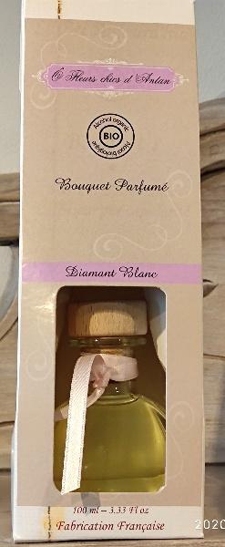 Bouquet de parfum Diamant blanc
