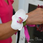 img Bracelet orchidée