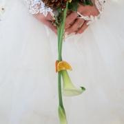 img Bouquet de mariée long