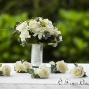 img Bouquet de mariée et boutonnières
