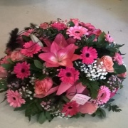 img coussin rose