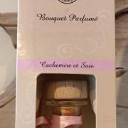 Bouquet de parfum  Cachemire et soie