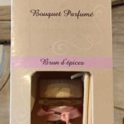Bouquet de parfum Brun d\