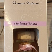 Bouquet de parfum Ambiance chalet