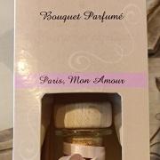 Bouquet de parfum Paris mon amour