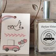 Spray parfum de voiture et carte diffuseur Cachemire et soie
