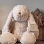 Peluche lapin Toudou collection