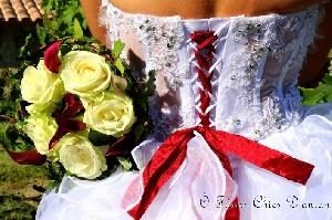 ô fleurs chics d'antan mariage
